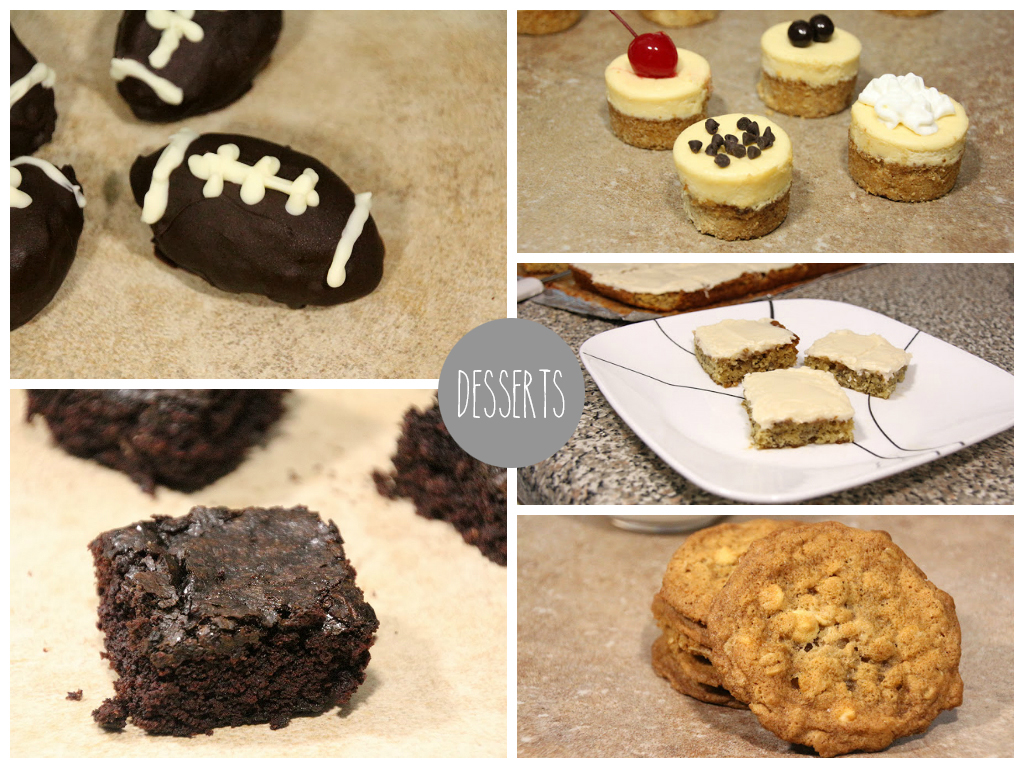 35 Super Bowl Party Recipes - Rainstorms and Love Notes