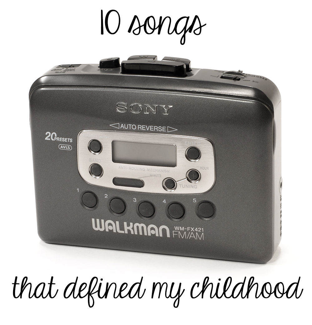 10 childhood songs