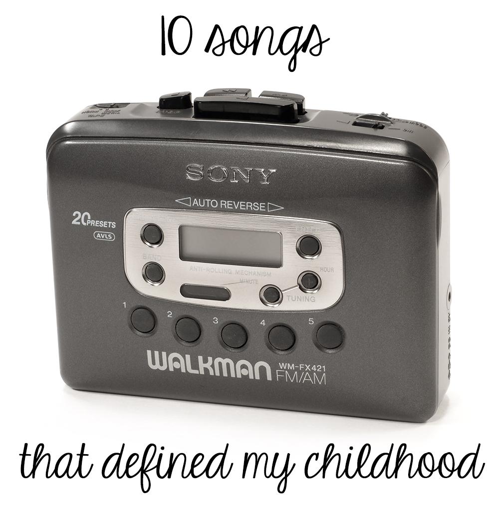10 childhood songs