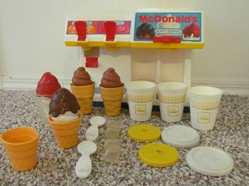 mcdonalds ice cream thing