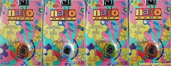 nano baby