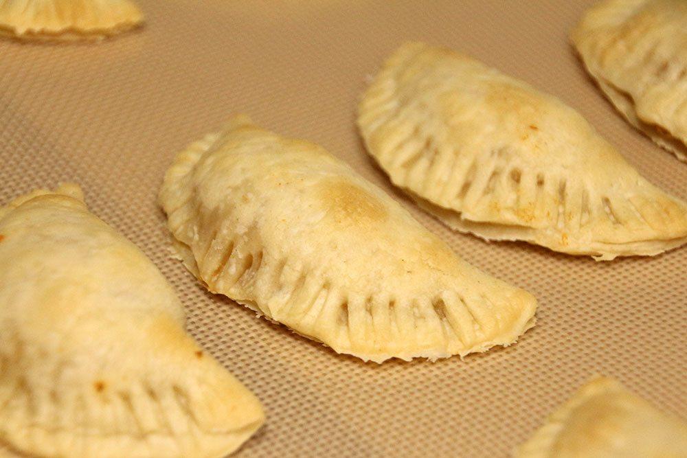 Mini-Chicken Empanadas