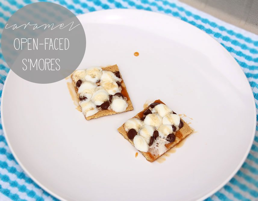 Caramel-Open-Faced-S'mores-022-text