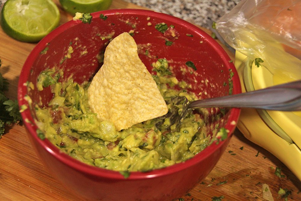 Guacamole and Chips Recipe
