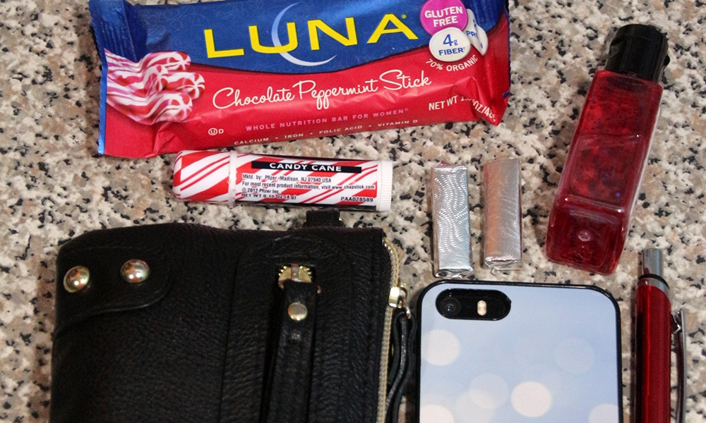 Holiday Shopping Made Easy with LUNA Bar (plus a Giveaway!)