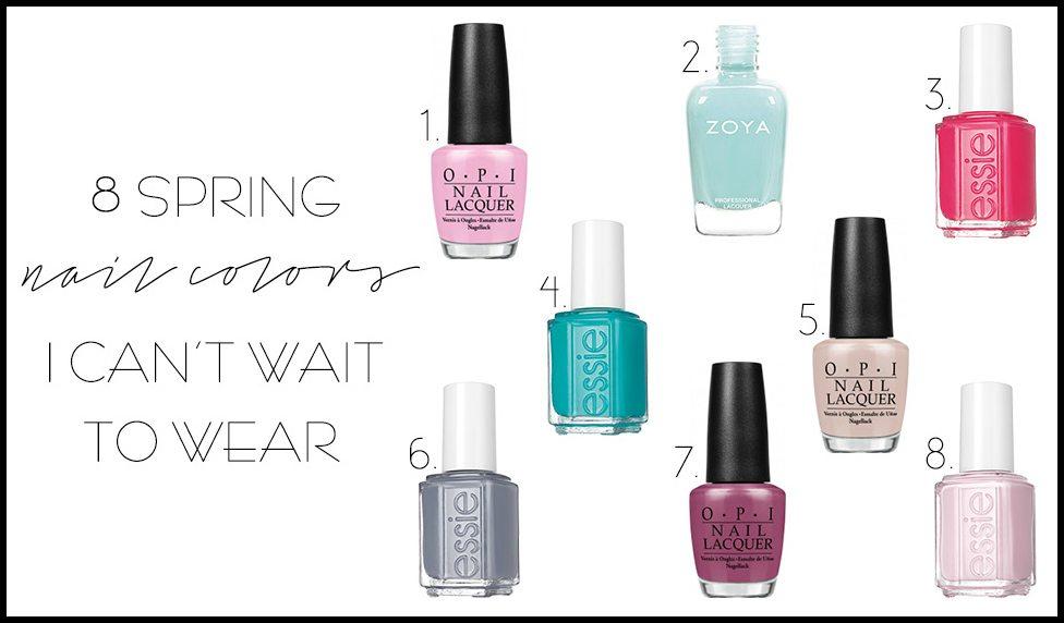 Spring-2015-Nail-Colors