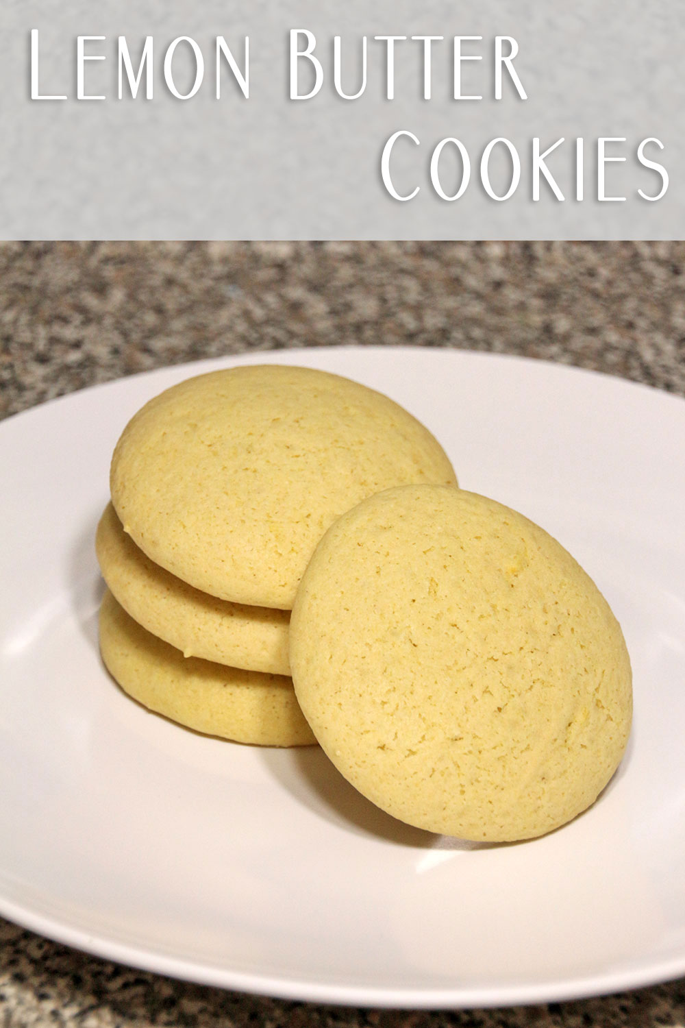 Lemon-Butter-Cookies